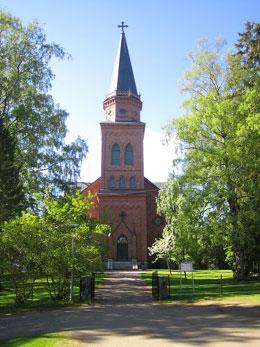 Kalkkisten Kirkko